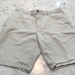 Docker Shorts, Khaki 34 Waist